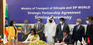 Ethiopia, DP World Sign MoU For Development Of Berbera Corridor