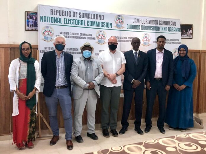International team to observe Somaliland's parliamentary and local council elections