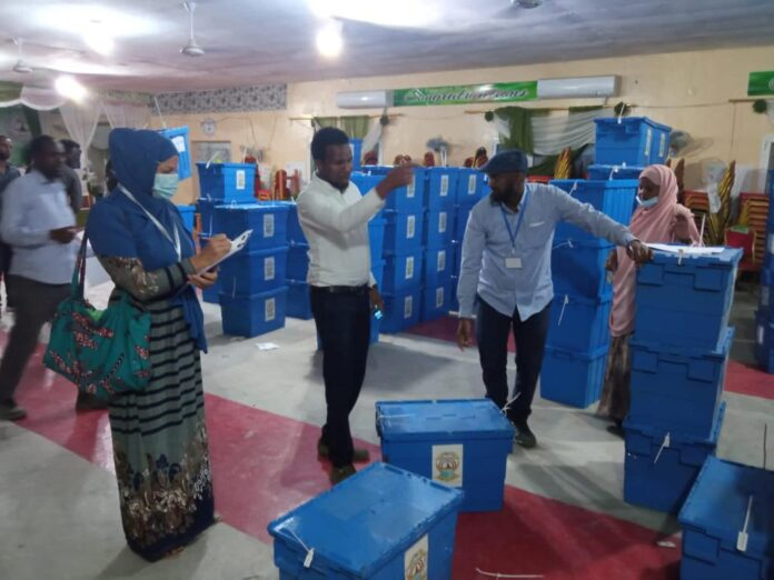 Independent international team observing Somaliland's elections deploys for polling day