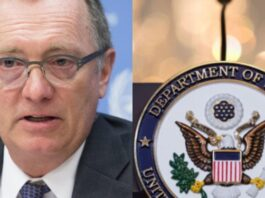 U.S. Special Envoy for the Horn of Africa Jeffrey Feltman