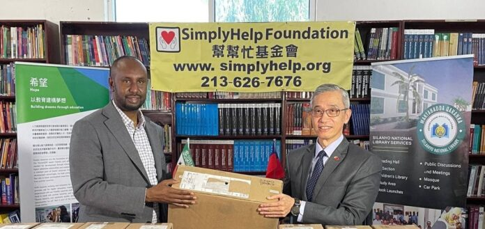 Taiwan Government integrates NGO's resources to donate computers to Somaliland