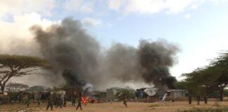 At least 30 killed in al Shabaab attack in Somalia Photo credit twitter/journalist abdirisak dhore
