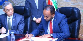 Somaliland and Taiwan inked Medical Cooperation Agreement