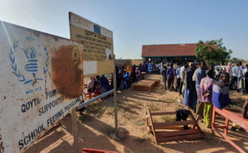 Qoyta in Somaliland's Sahel Province, once a civil war battleground, now a place of voting. (Photo: Greg Mills)