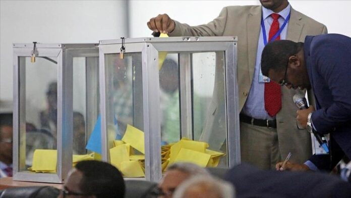 Somalia presidential election to take place Oct. 10
