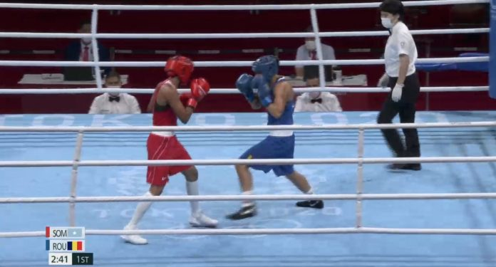 Ramla Ali's historic appearance for Somalia at the Olympic Games ended in a unanimous decision defeat to Claudia Nechita in Tokyo. The 31-year-old became the first boxer ever to represent Somalia at the Olympics, but Ali was unable to progress further in the featherweight tournament after she was beaten by Romania's Nechita. In the opening round, Ali had been troubled by the hand speed of Nechita, who set a high tempo with her busy combinations. Nechita continued to control the bout in the second round as she followed up her probing jab with powerful right hands. Ali tried to prise open Nechita's defence with her own accurate jab in the third round, but she could not close the deficit on the scorecards. After starting her professional career last year, Ali has racked up three victories, and could switch her attention to targeting titles.