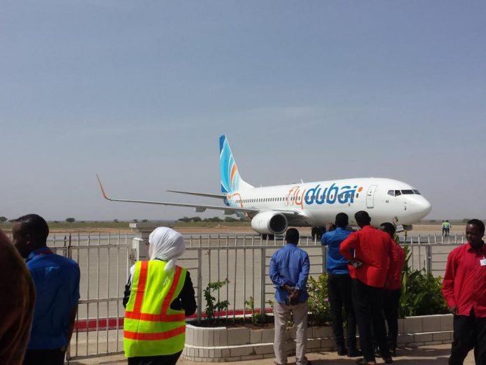 Flydubai will resume its flights to Somaliland: Civil Aviation Authority