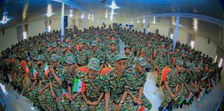 Somaliland:3rd batch of Somaliland National Service Volunteers Graduate