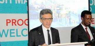 Turkish Consul General in Somaliland Mr. Harun Arslan