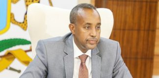 Somali PM calls for unity to defeat terrorism after death of 4 footballers