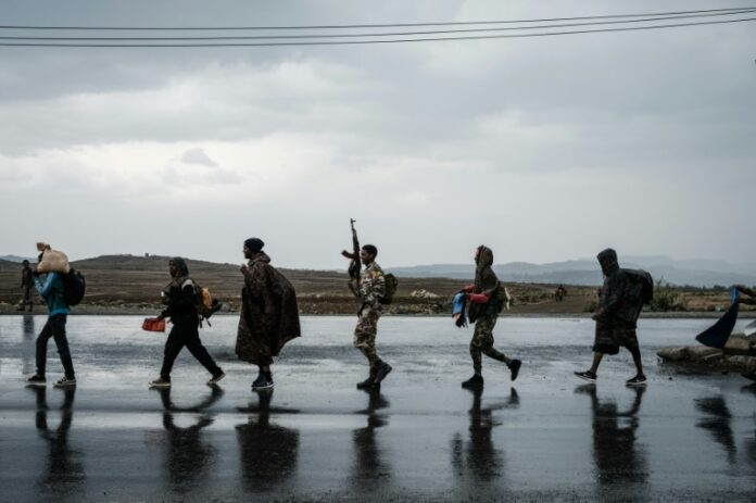 Abiy promised a swift victory, but the war has instead dragged on for months, triggering a humanitarian crisis in Tigray Yasuyoshi Chiba