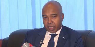 Somalia Foreign Minister Mohamed Abdirizak