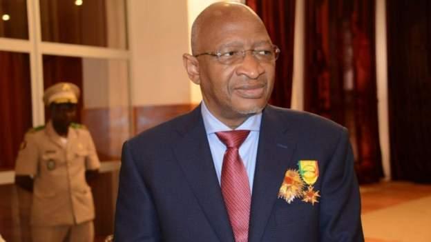 AFPCopyright: AFP Boubèye Maïga resigned as prime minister in 2019