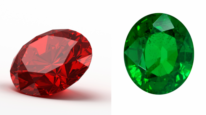 Somaliland Ruby and Emerald Occurrences