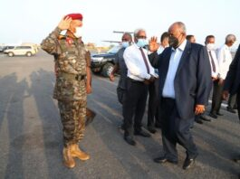 Djibouti president, returns home after hospitalisation rumours