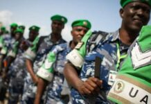 AFPCopyright: AFP Uganda has just over 6,000 troops in the AU force in Somalia