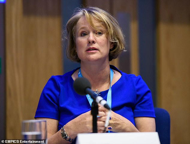 Vicky Ford, UK Minister for Africa