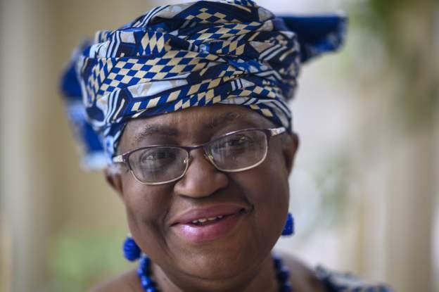 AFPCopyright: AFP Ngozi Okonjo-Iweala tweeted that she was