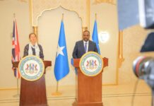 UK Ambassador in Puntland to witness preparations of the historic local elections
