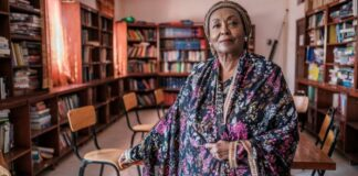 Edna Adan: 'I want this place to be a place where human life and human dignity is preserved and respected' © André Khalil/FT