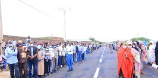 Ethiopia election underway as people queue up to vote