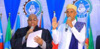 Somali Regional State elected Mustafa Muhumed Omer (Mustafa Cagjar), as the president of the Somali regional state