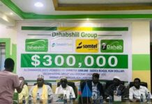 Dahabshiil Group donates $300,000 to Assist Persons Recently Evicted from Las Anod